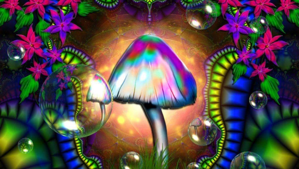 美国或将合法化迷幻蘑菇,研究表明其活性成分psilocybin具有抗忧郁功效