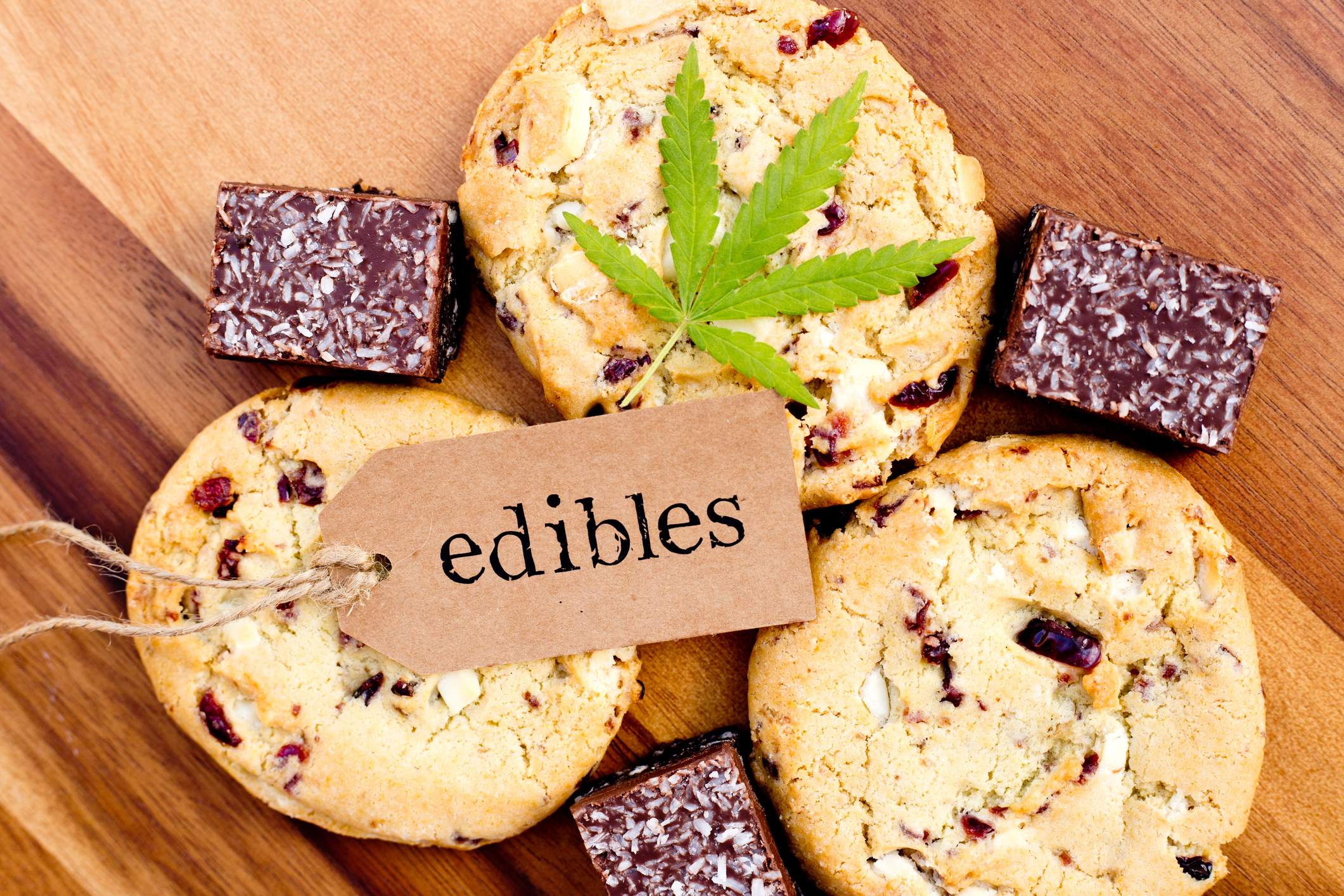 加拿大大麻食品市场将利润丰厚