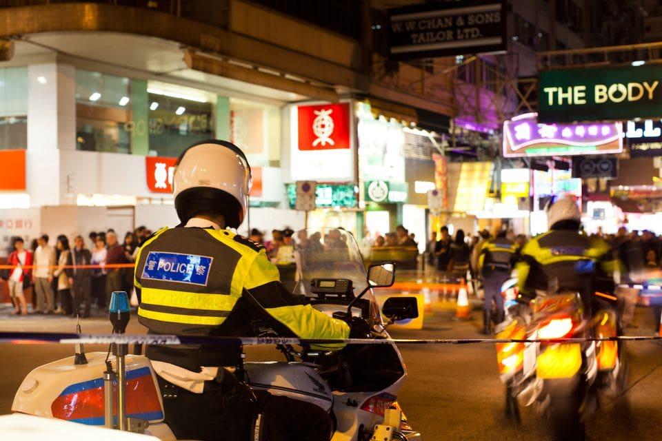 香港大麻法规