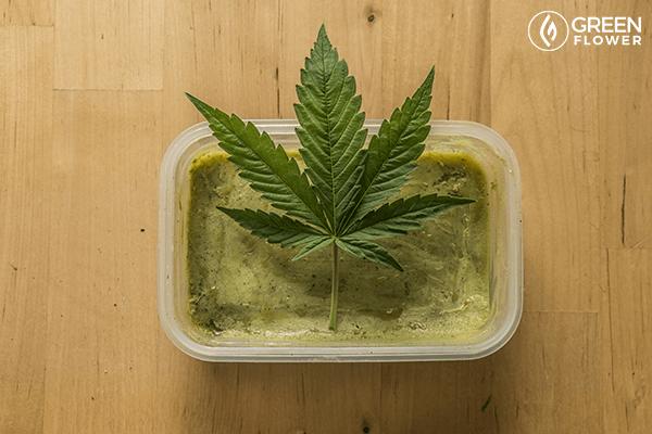 如何制作强效大麻黄油