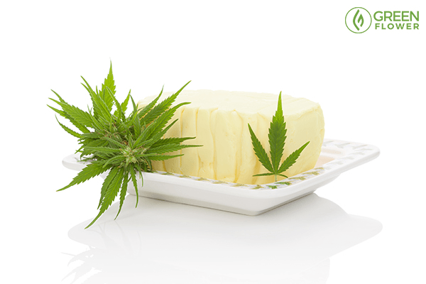 如何製作強效大麻黃油
