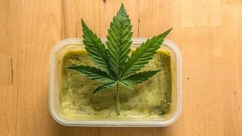 制作好吃又上劲的大麻黄油